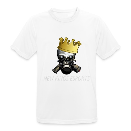 New Kings Esports Logo big - Männer T-Shirt atmungsaktiv