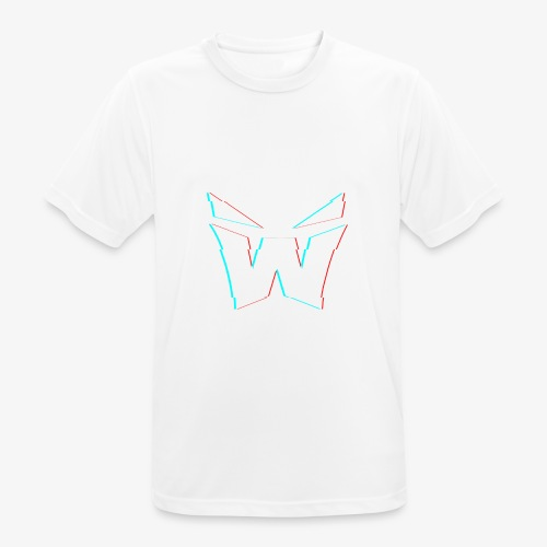 MAN'S VORTEX DESIGN - Men's Breathable T-Shirt