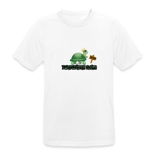 Turtle Neck Design 1 - Men's Breathable T-Shirt