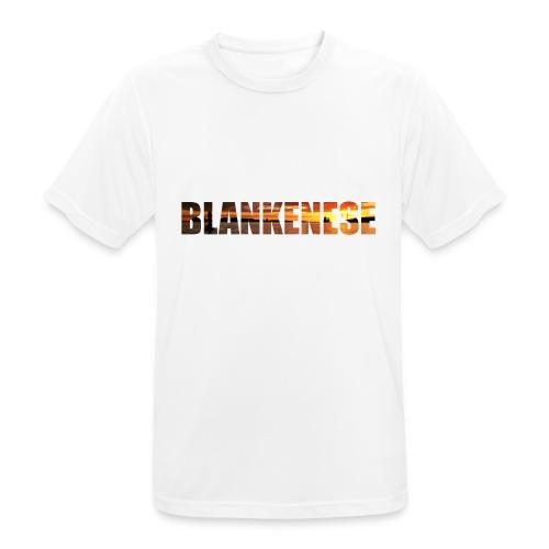 Blankenese Hamburg - Männer T-Shirt atmungsaktiv