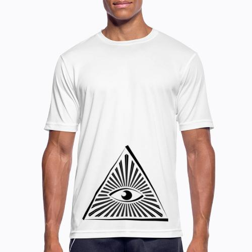 eye - Men's Breathable T-Shirt