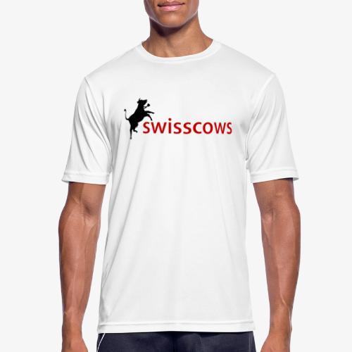 Swisscows - Männer T-Shirt atmungsaktiv