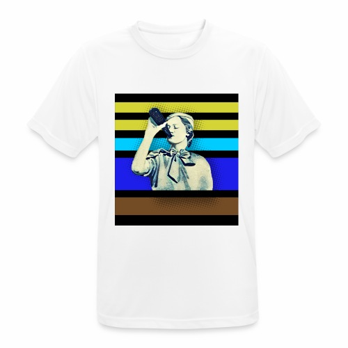 NSB Stefan 53 - Männer T-Shirt atmungsaktiv