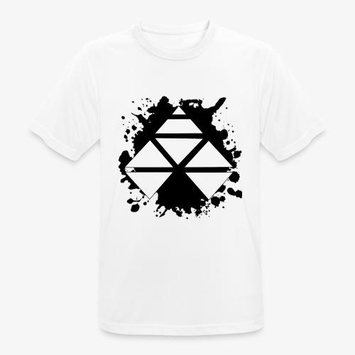 Michi Shaw Logo - Männer T-Shirt atmungsaktiv
