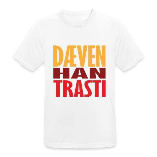 Dæven Han Trasti - Pustende T-skjorte for menn