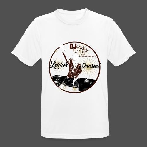 DJ An - Mannen T-shirt ademend actief