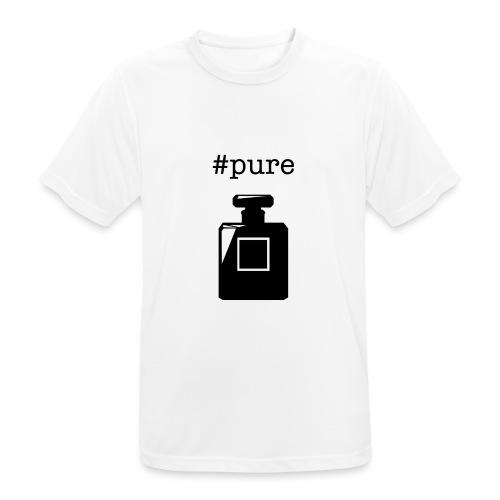 PURE - Männer T-Shirt atmungsaktiv