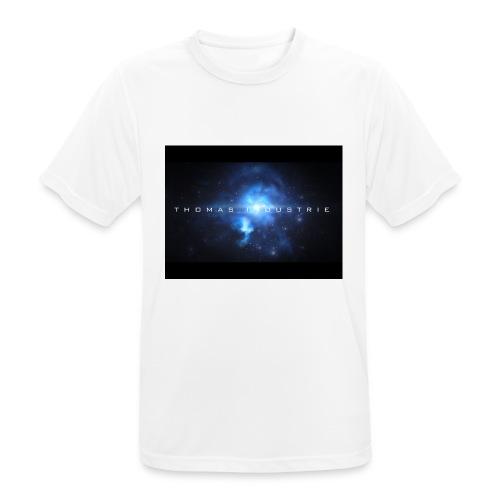 Thomas industrie - mannen T-shirt ademend