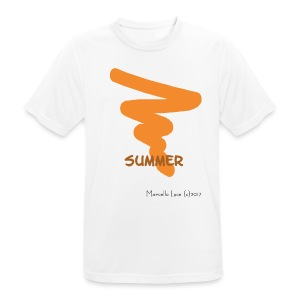 Streetworker Art by Marcello Luce - Summer 2017 - Männer T-Shirt atmungsaktiv