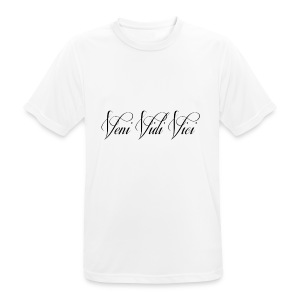 veni vidi vici - Men's Breathable T-Shirt