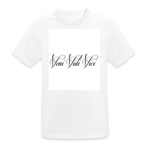 veni vidi vici - Men's Breathable T-Shirt