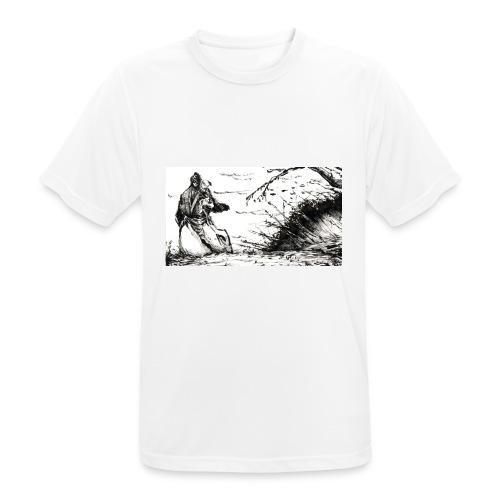SERIOUS MAN - Maglietta da uomo traspirante