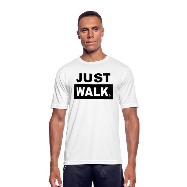 JUST WALK mannen zw