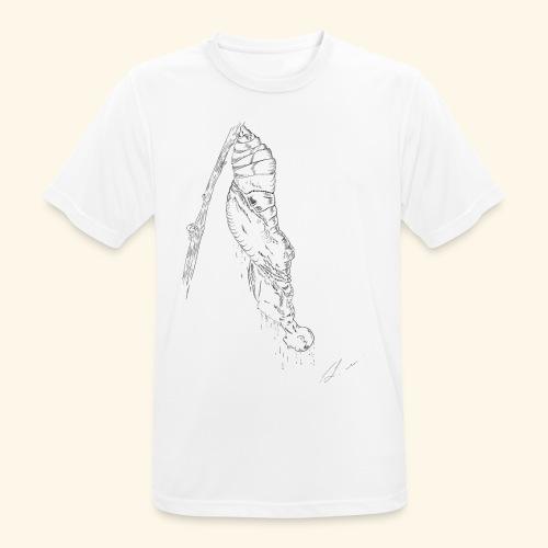 baco fata - Maglietta da uomo traspirante