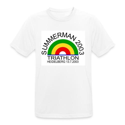 summerman - Männer T-Shirt atmungsaktiv