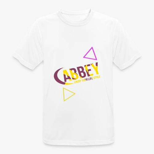 Abbey - T-shirt respirant Homme