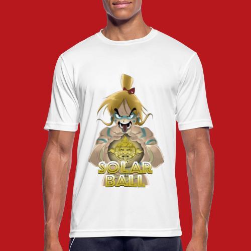 Ricco - T-shirt respirant Homme