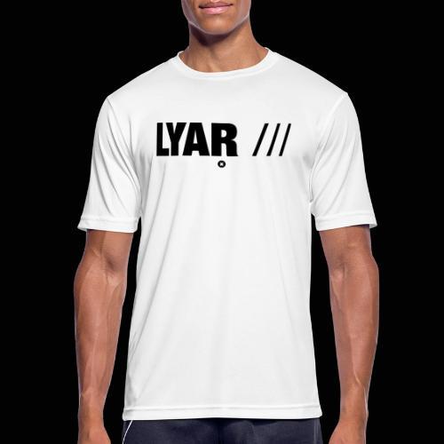 Lyar Official Merch (2) - T-shirt respirant Homme