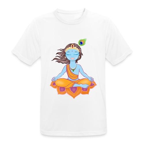 Shree Krishna Artworks - Men's Breathable T-Shirt