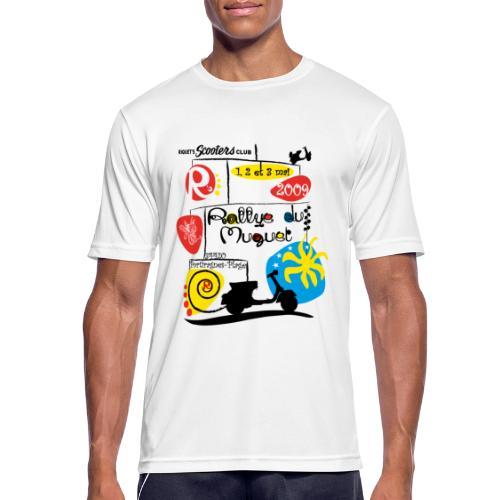 Rallye du Muguet 2009 - T-shirt respirant Homme
