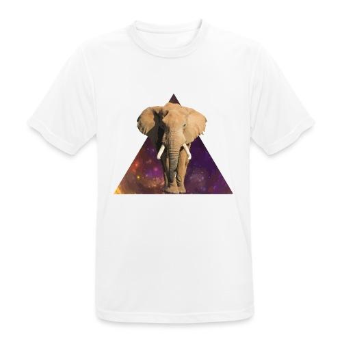 Elephant - Maglietta da uomo traspirante