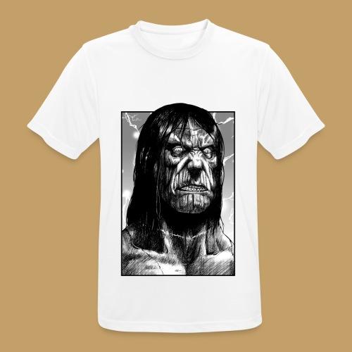 Frankenstein's Monster - Koszulka męska oddychająca