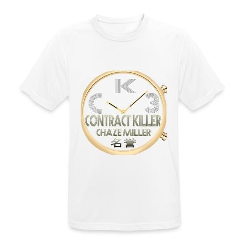 CK3 - Männer T-Shirt atmungsaktiv