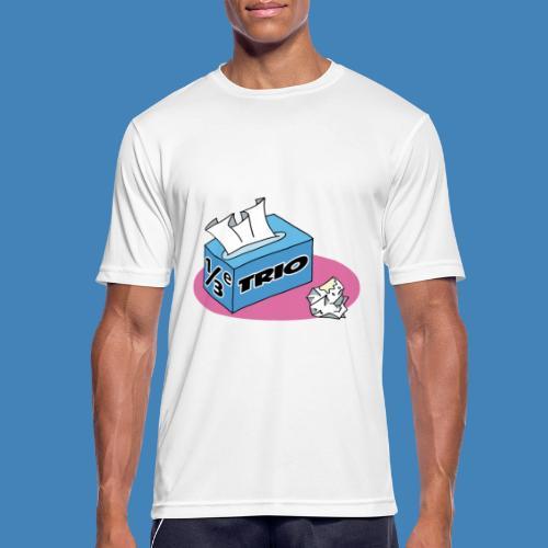 1/3e Trio - Mannen T-shirt ademend actief
