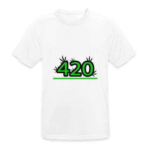 420 - T-shirt respirant Homme