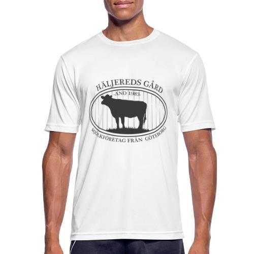 Häljereds Gård - Andningsaktiv T-shirt herr