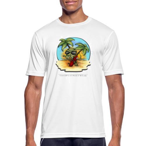 Let's have a surf back home! - Männer T-Shirt atmungsaktiv