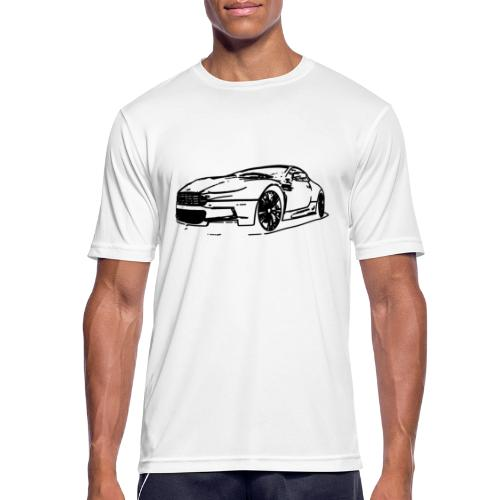 Aston Martin - Men's Breathable T-Shirt