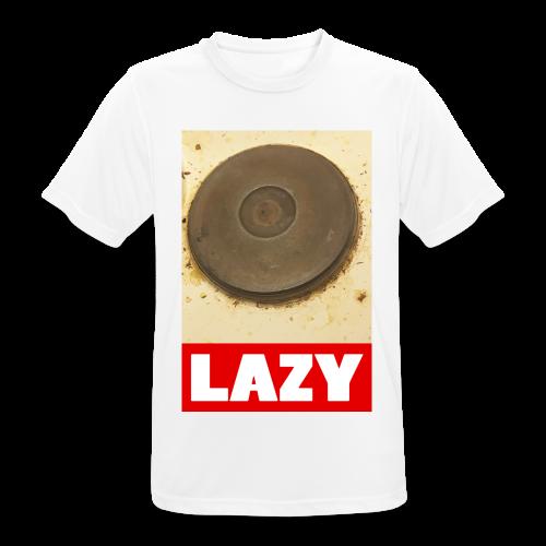 Lazy - miesten tekninen t-paita