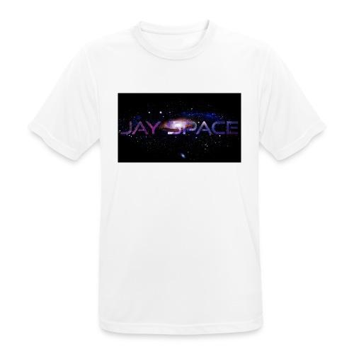 Jay Space - miesten tekninen t-paita