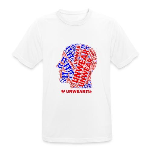 UNWEARIT IN MY MIND - Maglietta da uomo traspirante
