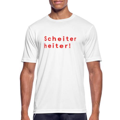 Improtheater Konstanz Print 2 - Männer T-Shirt atmungsaktiv