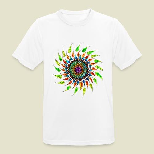 Celebrate Life - Männer T-Shirt atmungsaktiv