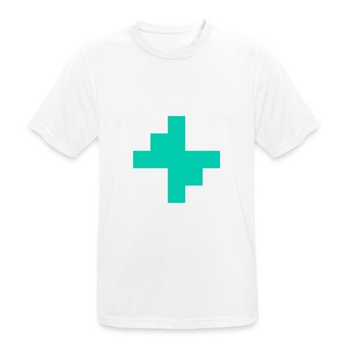 Bluspark Bolt - Men's Breathable T-Shirt