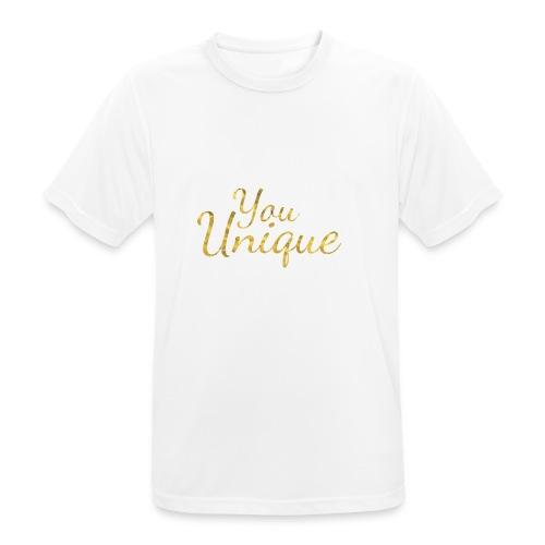 You unique - Men's Breathable T-Shirt