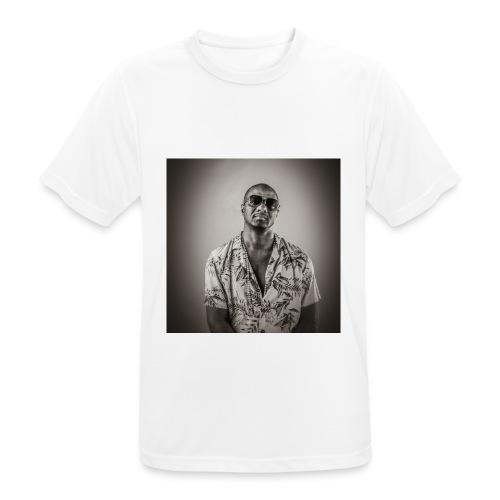Photo Docteur H Talentosa - T-shirt respirant Homme