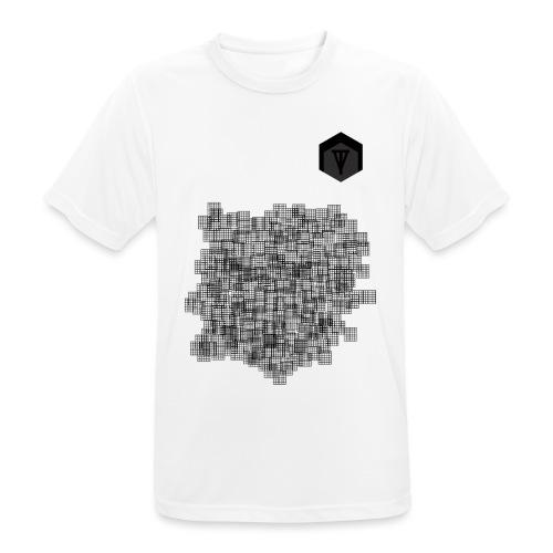 t-shirt-ontwerp-1a - Mannen T-shirt ademend actief