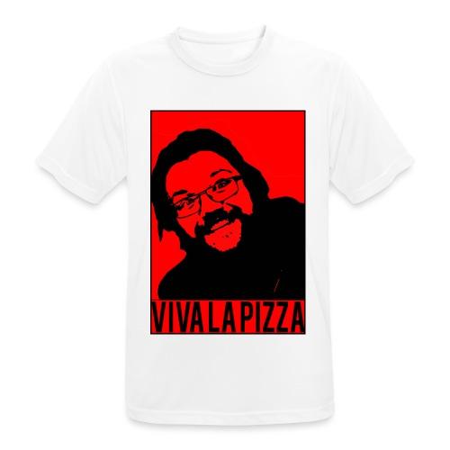 Viva La Pizza - Men's Breathable T-Shirt