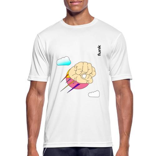 WTFunk - LIMITED EDITION - Fist - - Männer T-Shirt atmungsaktiv