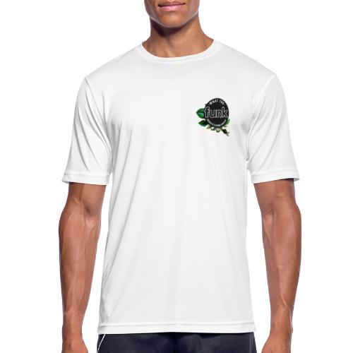 WTFunk - ROSES LOGO- Summer/Fall 2018 - Männer T-Shirt atmungsaktiv