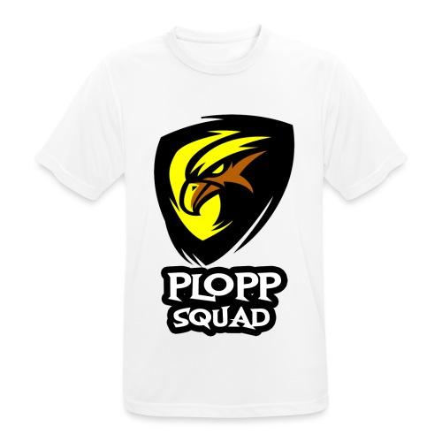 Plopp Squad - Andningsaktiv T-shirt herr