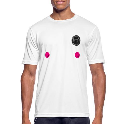 WTFunk - SHOW UR NIPPLE - Summer/Fall 2018 - Männer T-Shirt atmungsaktiv