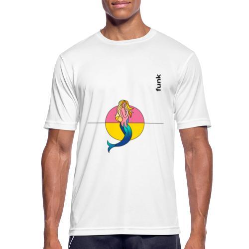 WTFunk - Limitierte Edition - Mermaid - Männer T-Shirt atmungsaktiv