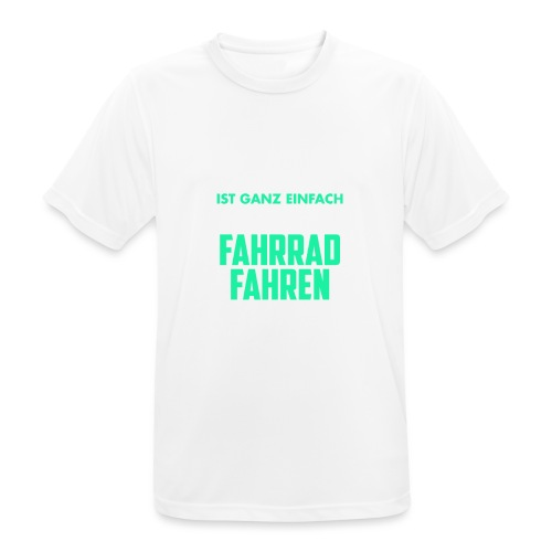 Heiraten - Männer T-Shirt atmungsaktiv