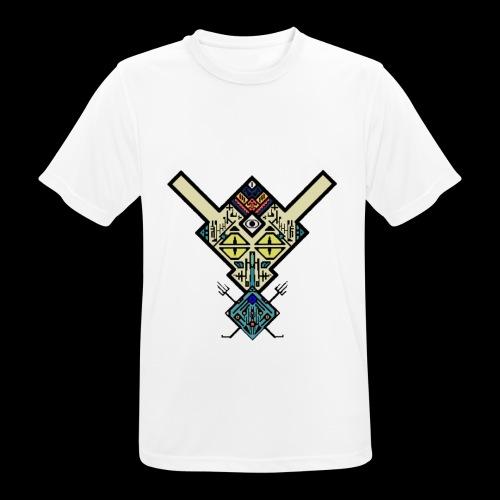 Alien - Männer T-Shirt atmungsaktiv
