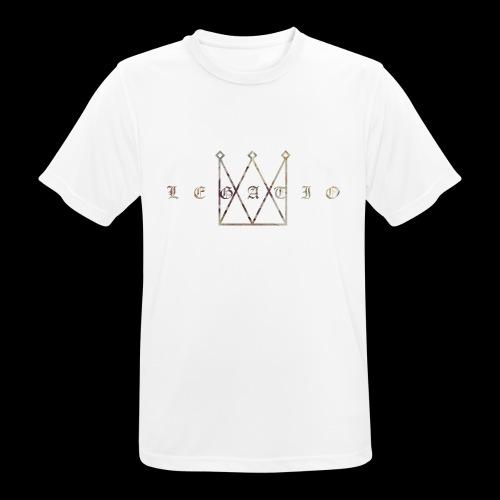 Legatio Paper - Men's Breathable T-Shirt